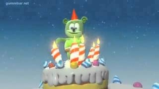 Happy Birthday Gummibar Music Video Gummy Bear Song ����������� ����� ����