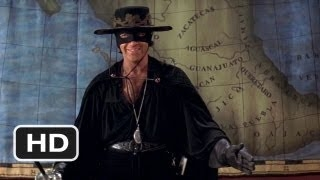 The Mask of Zorro (5/8) Movie CLIP - Kill Him (1998) HD Маска   зоро  мультфильм
