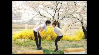 Ulzzang  Couples 2012 ulzzang мультяшки